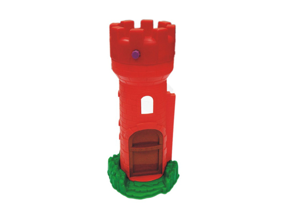 Children's castle toys